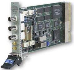 GX1200 Series  -  Arbitrary Function Generator PXI Card
