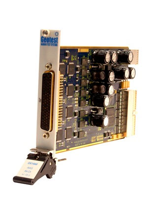 GX1649  -  Analog Output/Arbitrary Waveform Generator PXI Card
