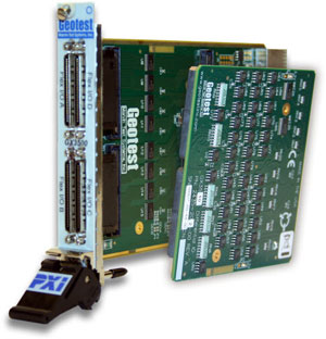 GX3500  -  150 MHz FLEX Digital I/O FPGA PXI Card