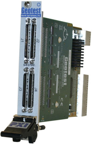 GX3700  -  High-Performance FPGA PXI Card