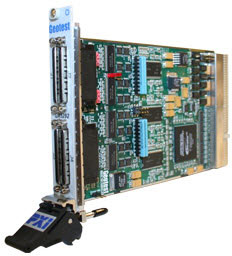GX5292e  -  Dynamically Controlled, High Speed Digital I/O PXI Express Card