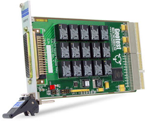 GX6115  -  High Current Relay PXI Card