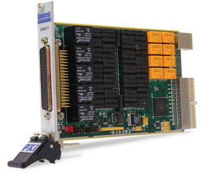 GX6377  -  Multi Function Relay PXI Card