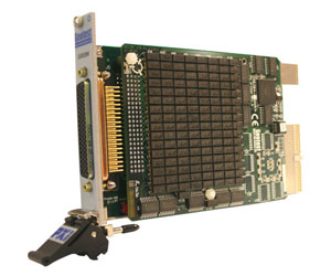 GX6384  -  Configurable High-Density Switch Matrix PXI Card