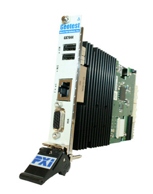 GX7944  -  3U Core 2 Duo 2.16 GHz Processor cPCI Express Controller