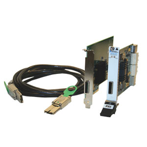 MXIe-Express Series  -  PXI Express Bus Expander