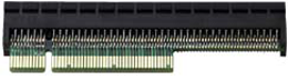 x16-to-x8 Card Reducer Edge Adapter