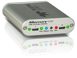 Mercury T2C Power Delivery Analyser
